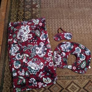 Vera Bradley throw and more!